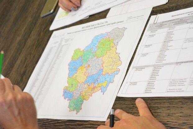 На Волині тривають консультації щодо ефективного завершення адмінреформи