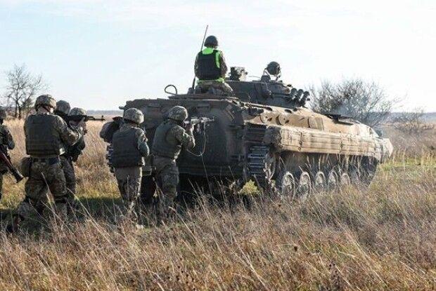 Розпочалося розведення сил біля Петрівського