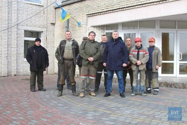 Вугільники шахти №10 Нововолинська озвучили вимогу до державної влади подбати про добудову копальні