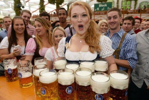 У німецькому Мюнхені відкрився 186-й фестиваль пива «Октоберфест»