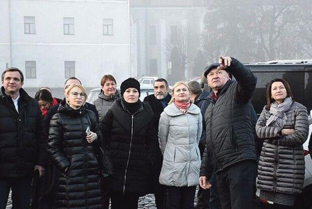 Інавіть знані нардепи визнали,щоЛуцьк стає культурною столицею країни!