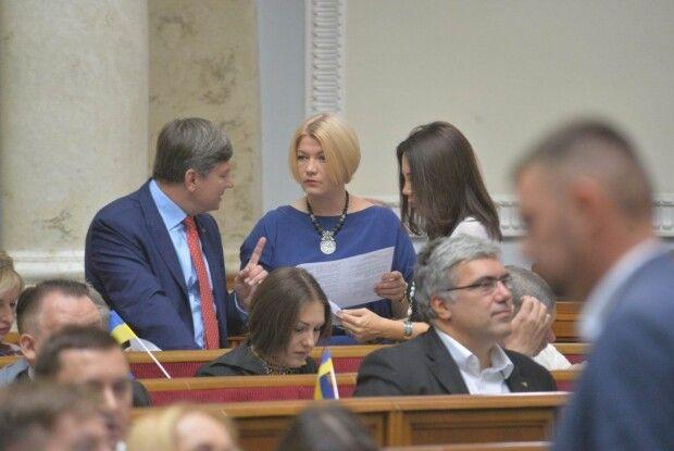 «ЄС»: «Слуги народу», які виправдовують російську агресію, мають бути покарані