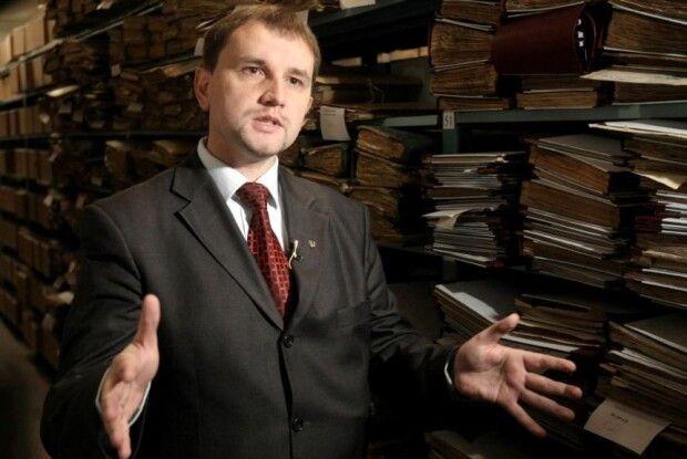 В'ятрович заявив, що його хочуть звільнити з посади директора Інституту національної пам'яті (Відео)