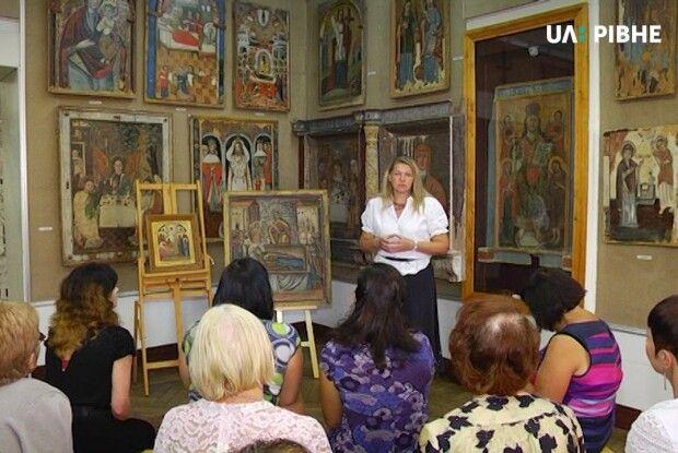 На Рівненщині запровадили День музейного експоната