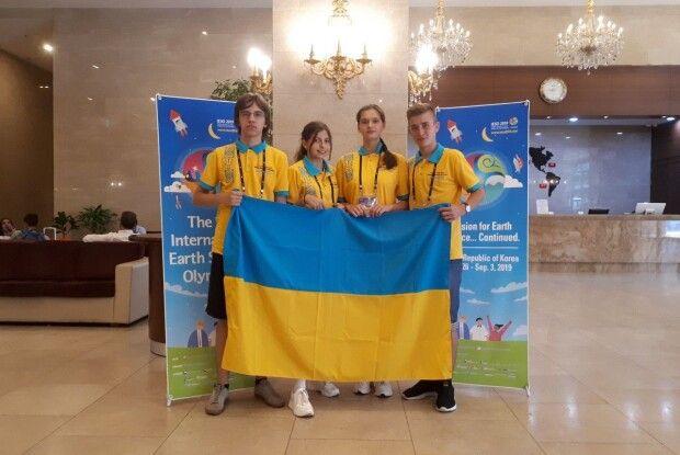 Український школяр виборов бронзу на Міжнародній олімпіаді в Кореї