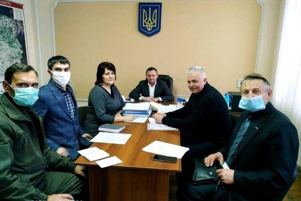 Волинські депутати і взимку не забули про обмілінням Шацьких озер