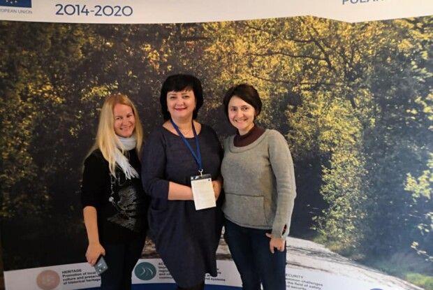 Луцькі викладачі музики побували на міжнародному форумі в Польщі