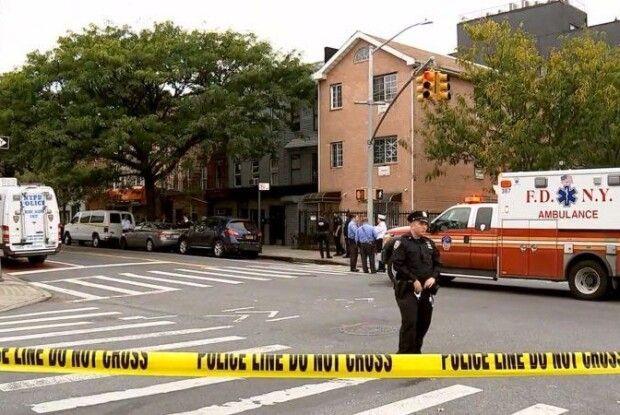 Щонайменше чотири людини загинули врезультаті стрілянини вНью-Йорку