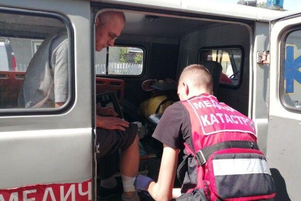 Представники служб цивільного захисту вчилися боротися зі сказом у Шацькому районі
