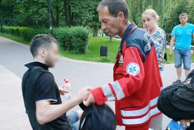 В Івано-Франківську жорстоко побили волинянина