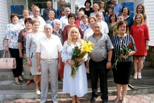 Лілія Кревська попрощалася з колективом Іваничівської райдержадміністрації