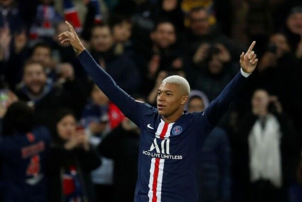 Французький футболіст Кіліан Мбаппе коштує, як бюджет Волинської області