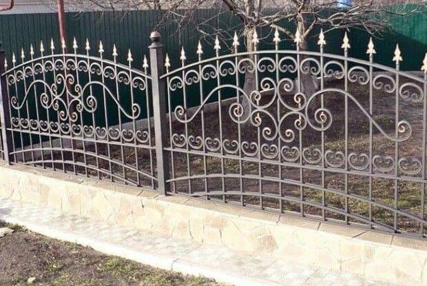 Ковані паркани - як обрати та які з них сьогодні є популярними