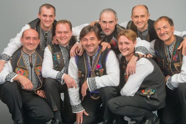 Українські музиканти заспівали з Ліонським французьким хором патріотичну пісню (Відео)