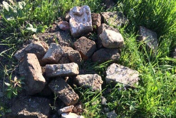 Біля Луцька продовжують нищити пам'ятку археології