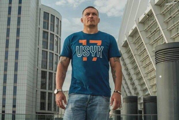 Історичний бій Олександра Усика відбудеться в Чикаго