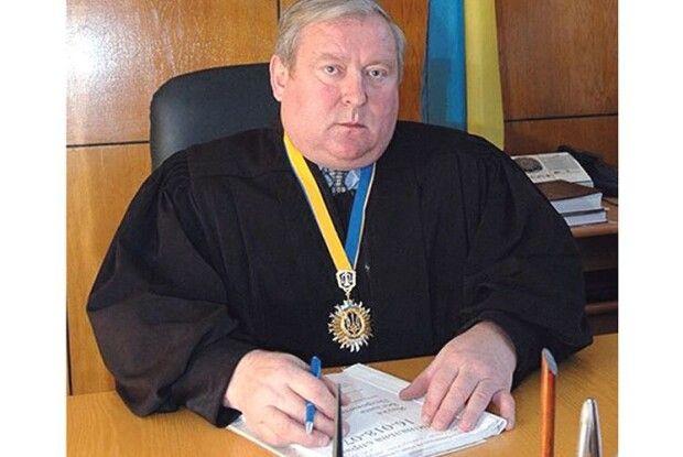 Суддя із 40-річним стажем Віктор ГОРДІЙЧУК: «СУДДЕЮ ТРЕБА НАРОДИТИСЯ, А НЕ ПРОСТО СТАТИ»