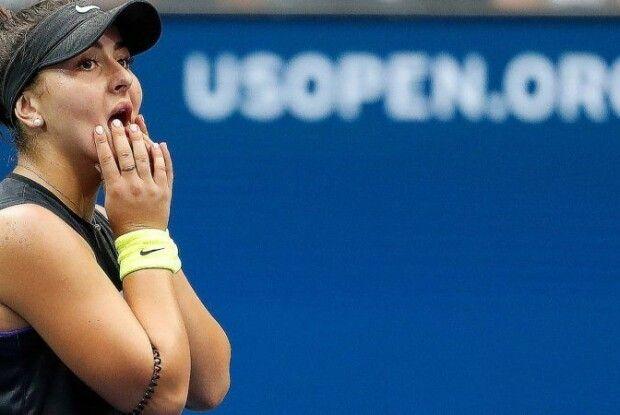 Канадська тенісистка попросила вибачення за свою перемогу над мегазіркою Вільямс