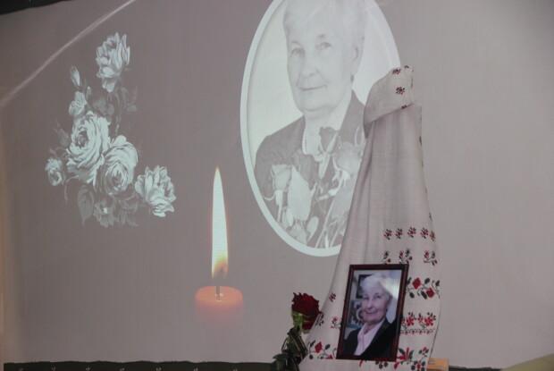 «Анастасія Філатенко – це не тільки народний міністр освіти і культури Волині, це – ціла планета...» (Фото)
