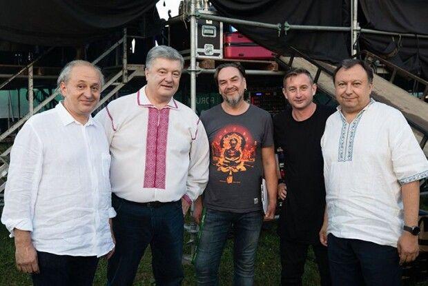 Відомі українські письменники висловили свою підтримку «Європейській солідарності» та особисто Петру Порошенку