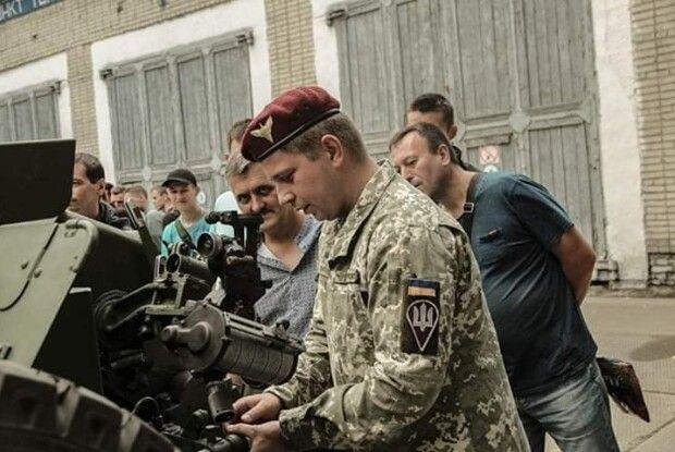 Представник Рожищенського військкомату оглянув умови проживання військовослужбовців  80 бригади