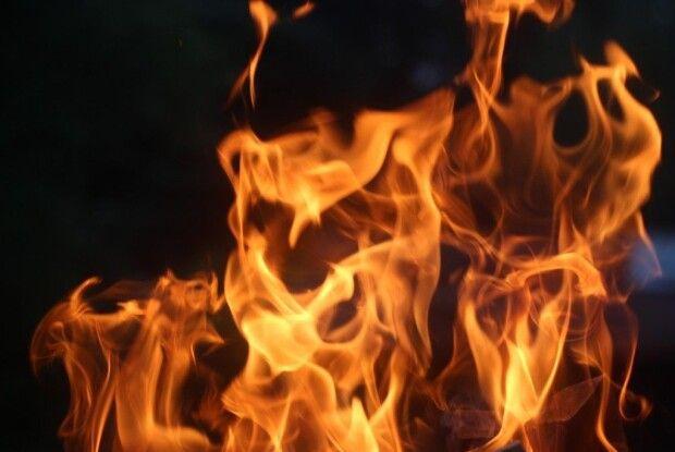 Житель Рівненщини згорів у власній хаті