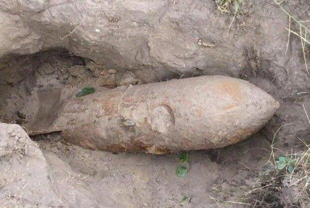 Пішла поягоди— знайшла снаряд