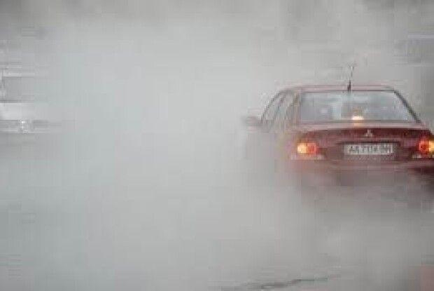 У Ківерцях заборонили палити вогнища біля автостоянок