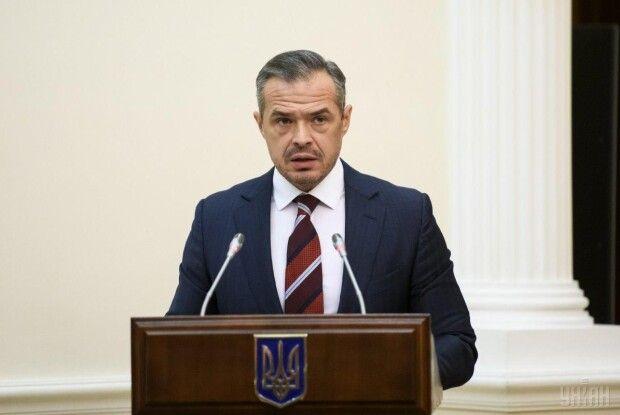 Керівник «Укравтодору» Славомір Новак подав у відставку