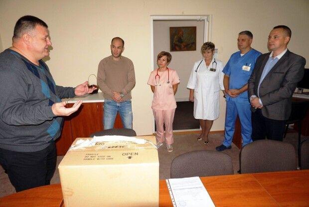 У волинських поштових відділеннях збирали кошти на медичне обладнання