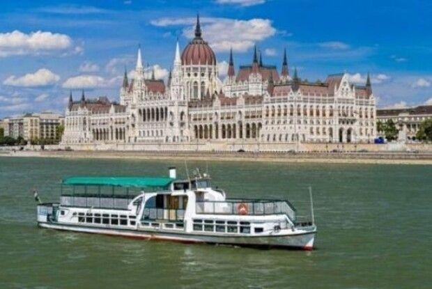 Українського капітана арештували в Будапешті