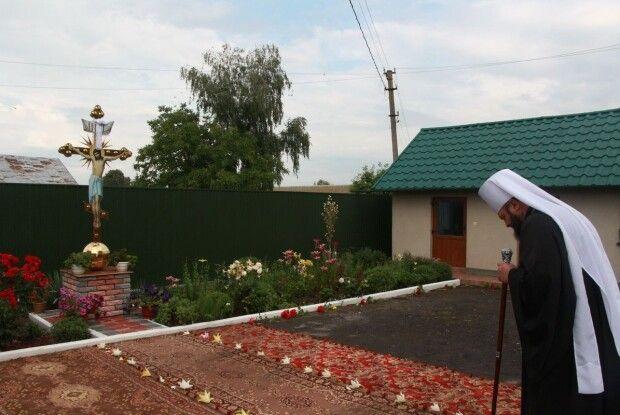 Владика Михаїл відвідав громаду на Горохівщині, яка нещодавно перейшла до ПЦУ