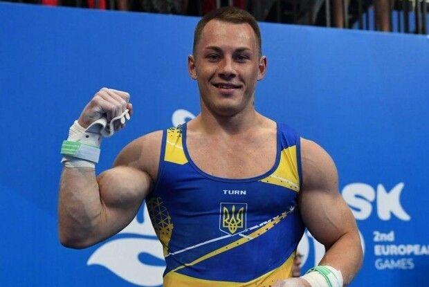 Українські гімнасти вибороли п'ять медалей на етапі Кубка світу в Угорщині