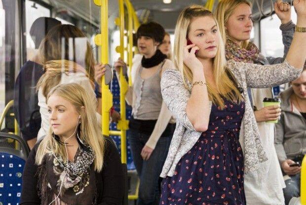 Спеціальний автобус для… студентів. Не слабо!