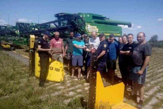 На Іваничівщині дбають, щоб пожежа не знищила урожай