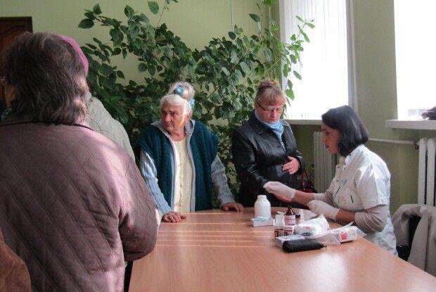 У Луцьку активно діє «Школа діабетиків»