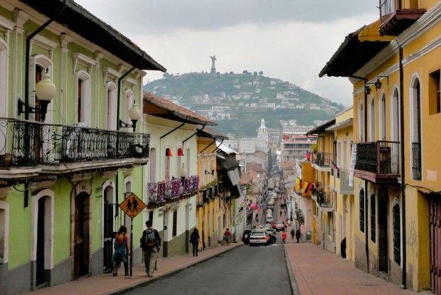 Україна затвердила безвіз із Еквадором