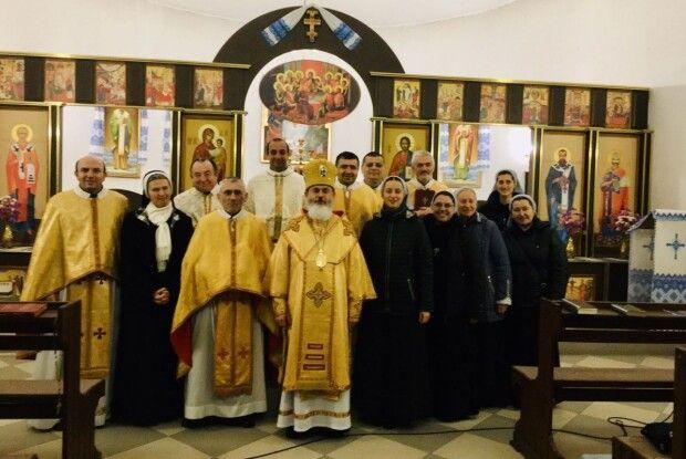В Луцькому екзархаті УГКЦ відбулась перша зустріч монашества