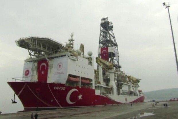 Кіпр звинувачує Туреччину в порушенні суверенітету через геологорозвідувальні роботи на шельфі