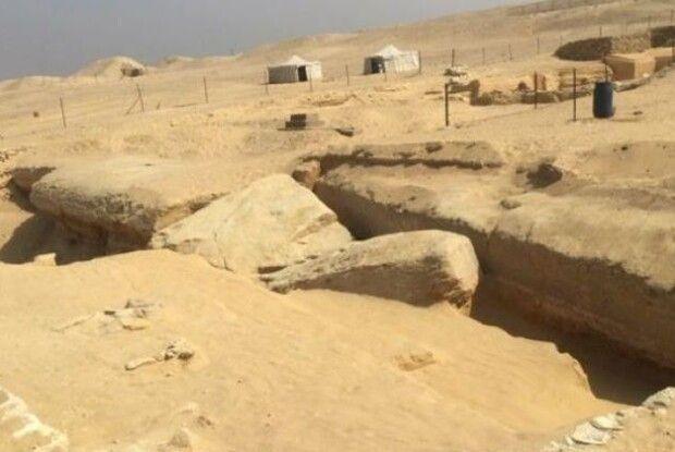 У найдавнішій піраміді Єгипту знайшли «шлях у загробний світ»