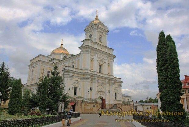 Розклад Богослужінь у кафедральному соборі Святої Трійці в Луцьку