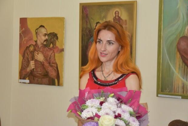 У Луцьку відкрили виставку мисткині Олени Звягінцевої