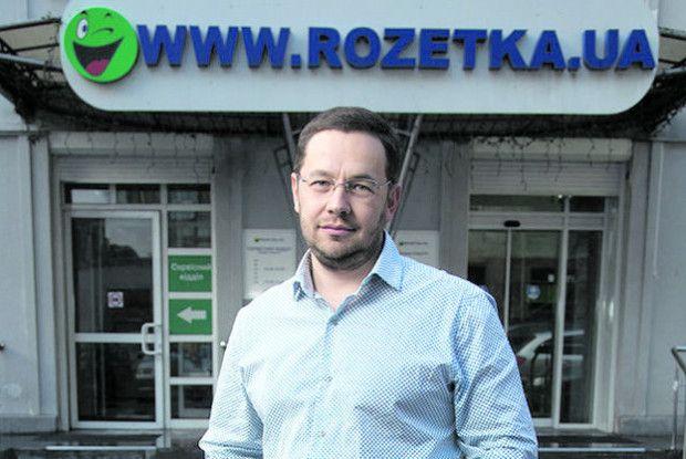 Засновник всюдисущої «Розетки» Владислав Чечоткін ушколі торгував жуйками