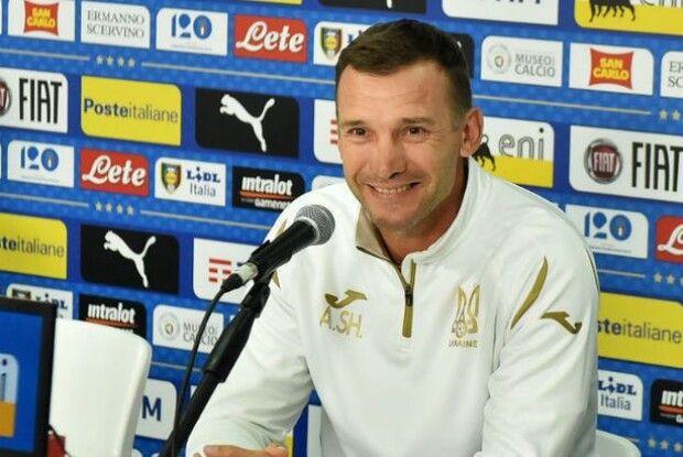 Андрій Шевченко заявив, що перед збірною України завтра стоятиме завдання перемогти литовців