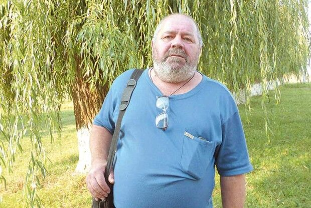 Прокльони Путіну від ківерчанина Віктора Пахолюка набрали понад 280000переглядів вYoutube