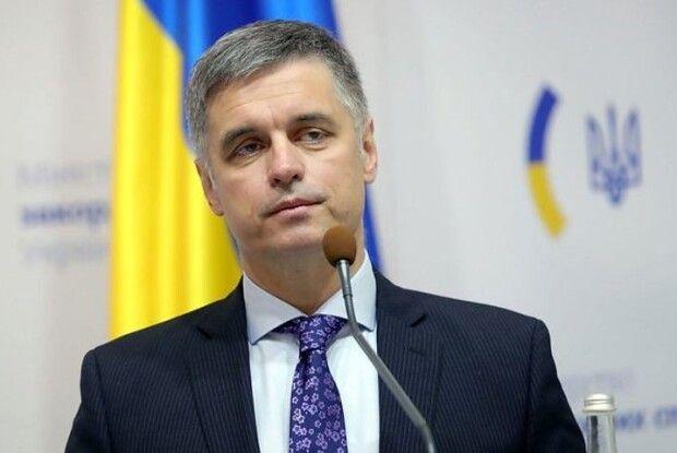 Міністр Пристайко шантажує українців: або «формула Штайнмаєра», або низькі пенсії та зарплати