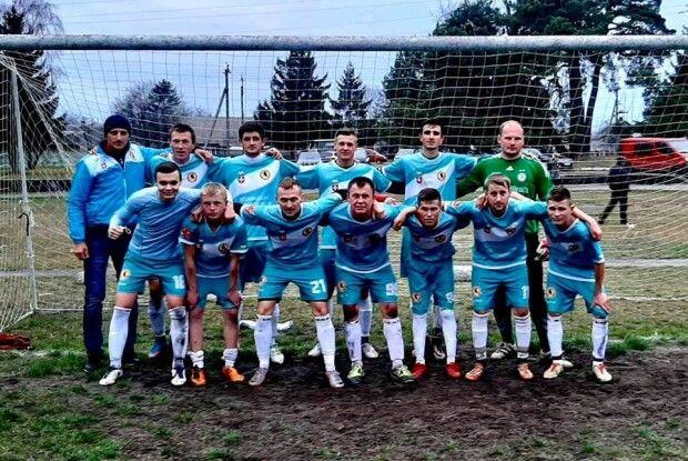 У Маневичах відбувся матч за «бронзу»