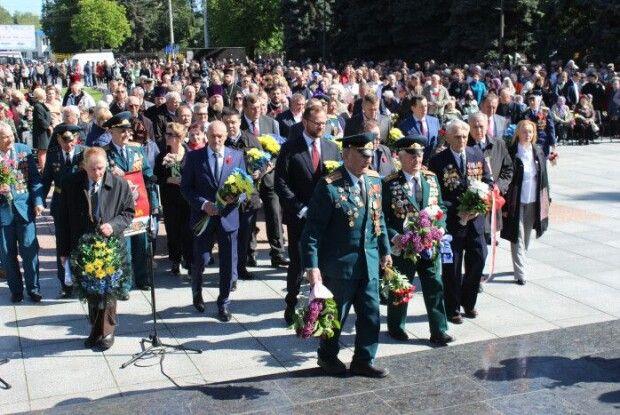 У Луцьку громадськість вшанувала пам'ять жертв Другої світової війни