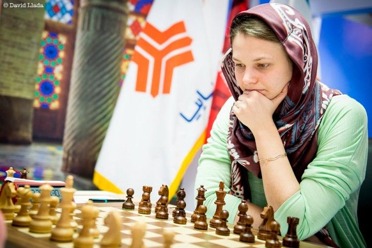 Ганна Музичук зрівняла рахунок у фінальному матчі Чемпіонату світу!