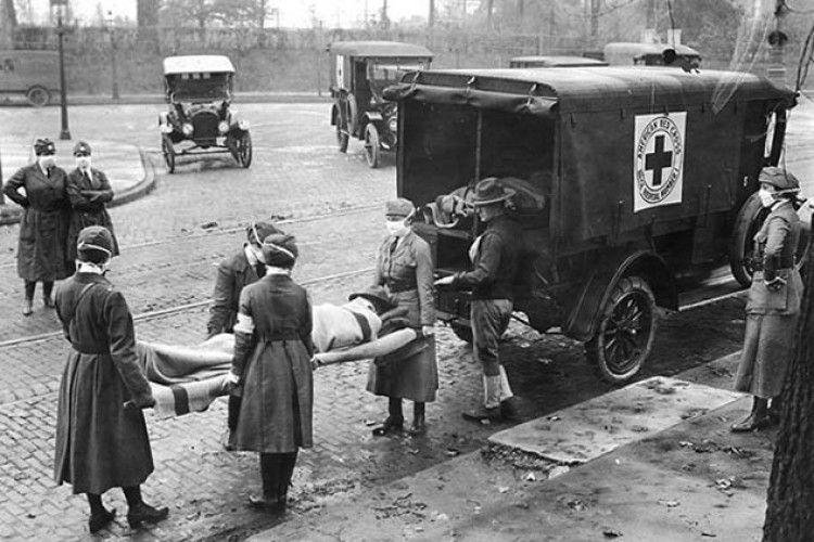 Хвороба, від якої загинуло більше людей, ніж під час Першої світової війни